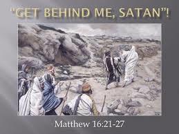 Peter called Satan